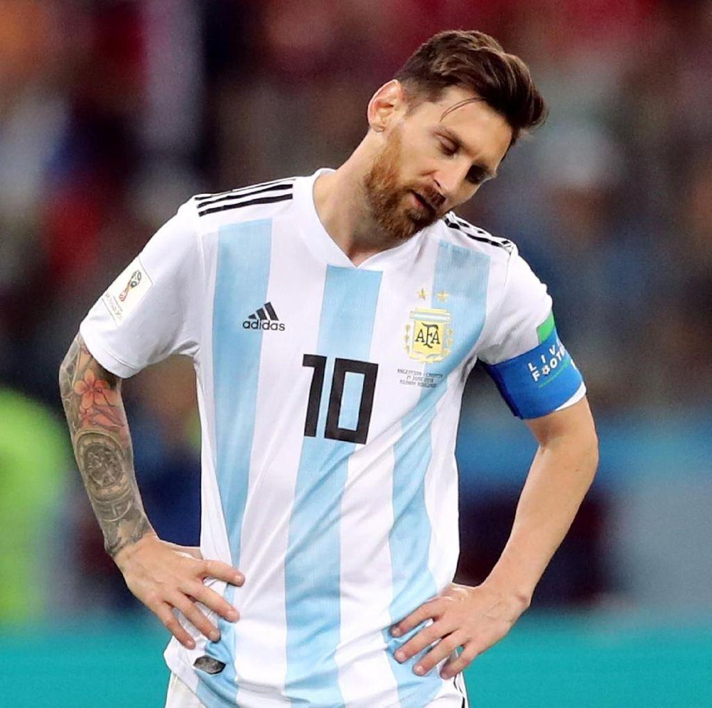 Ulang Tahun Penuh Tekanan untuk Lionel Messi