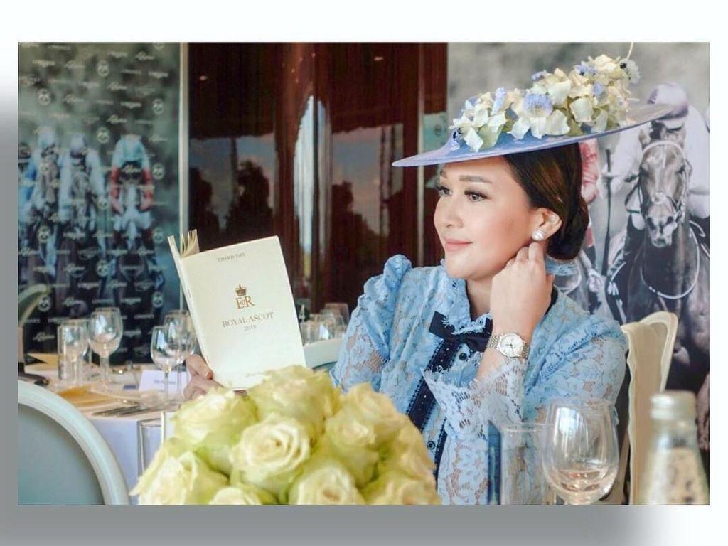 Maia Estianty Makin Cantik dan Senang Disebut karena Faktor Pasangan