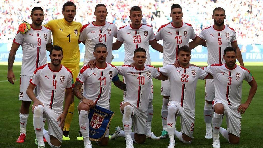 Peluang Serbia Amankan Tempat di Babak 16 Besar