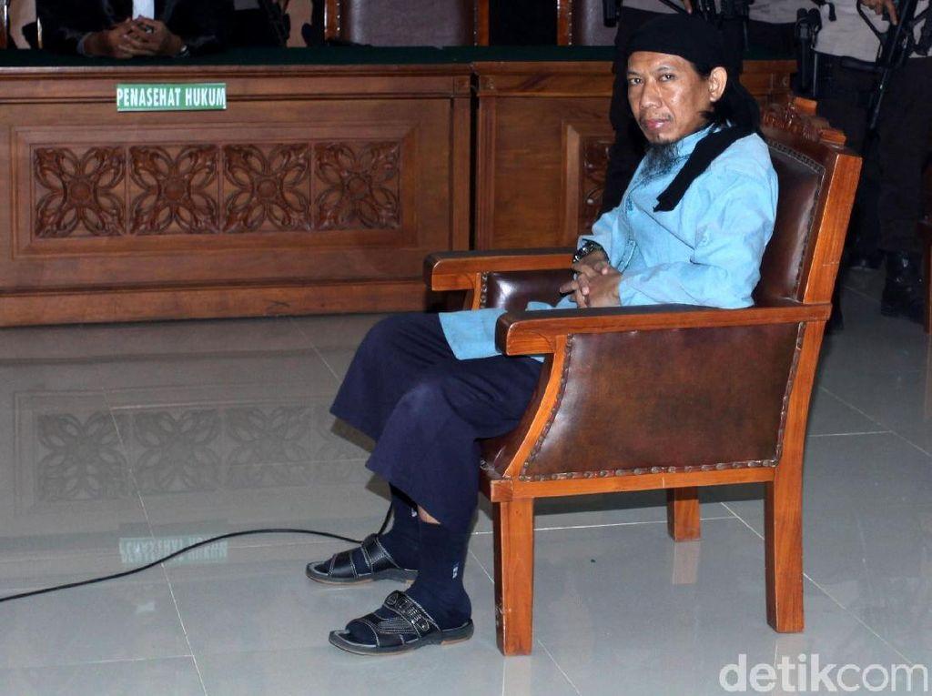 Teroris Bom Thamrin Aman Abdurrahman Segera Dieksekusi Mati