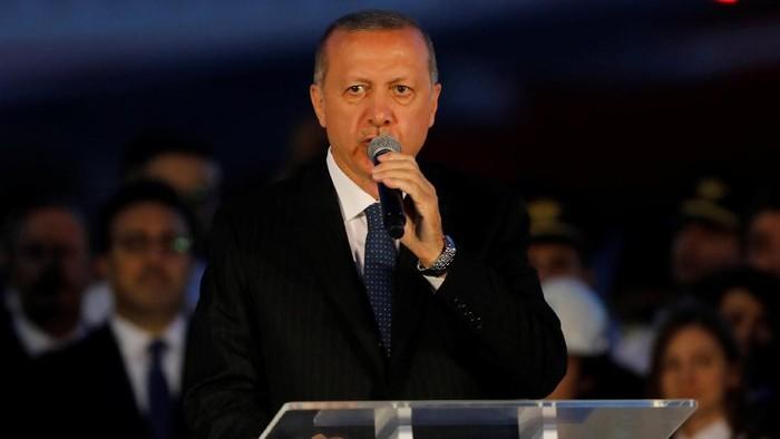 Erdogan Ternyata Punya Banyak Fans di Indonesia