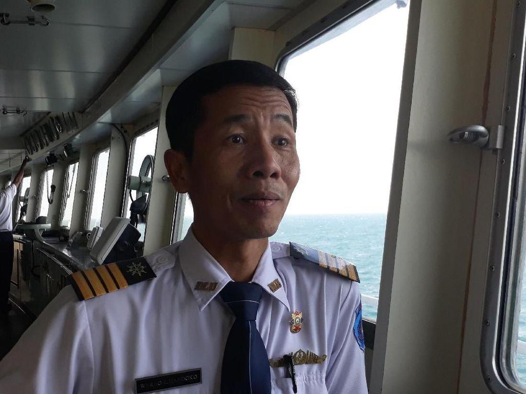 Nakhoda Warno, Orang di Balik Mudik Lancar Pelabuhan Merak