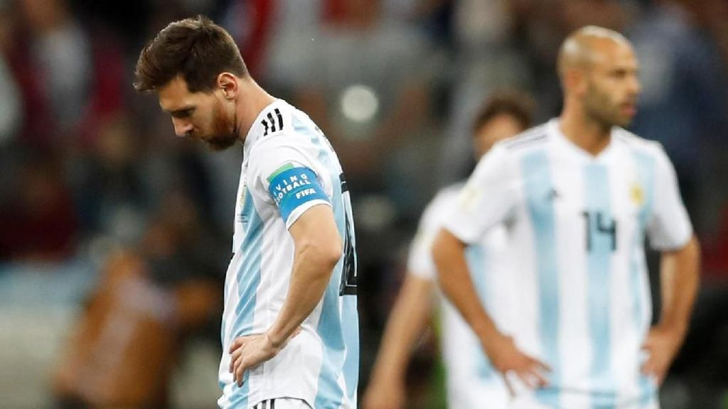Sampaoli: Skuat Argentina Menutupi Kecemerlangan Messi