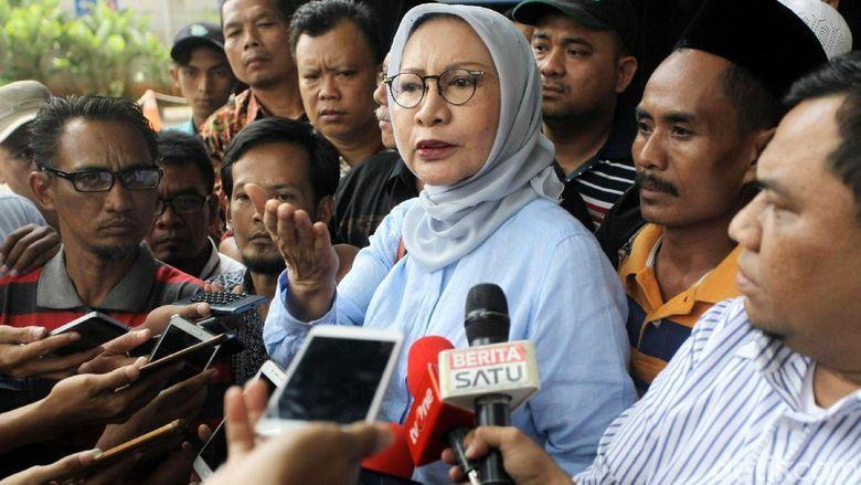 Polisi akan Periksa Ratna Sarumpaet