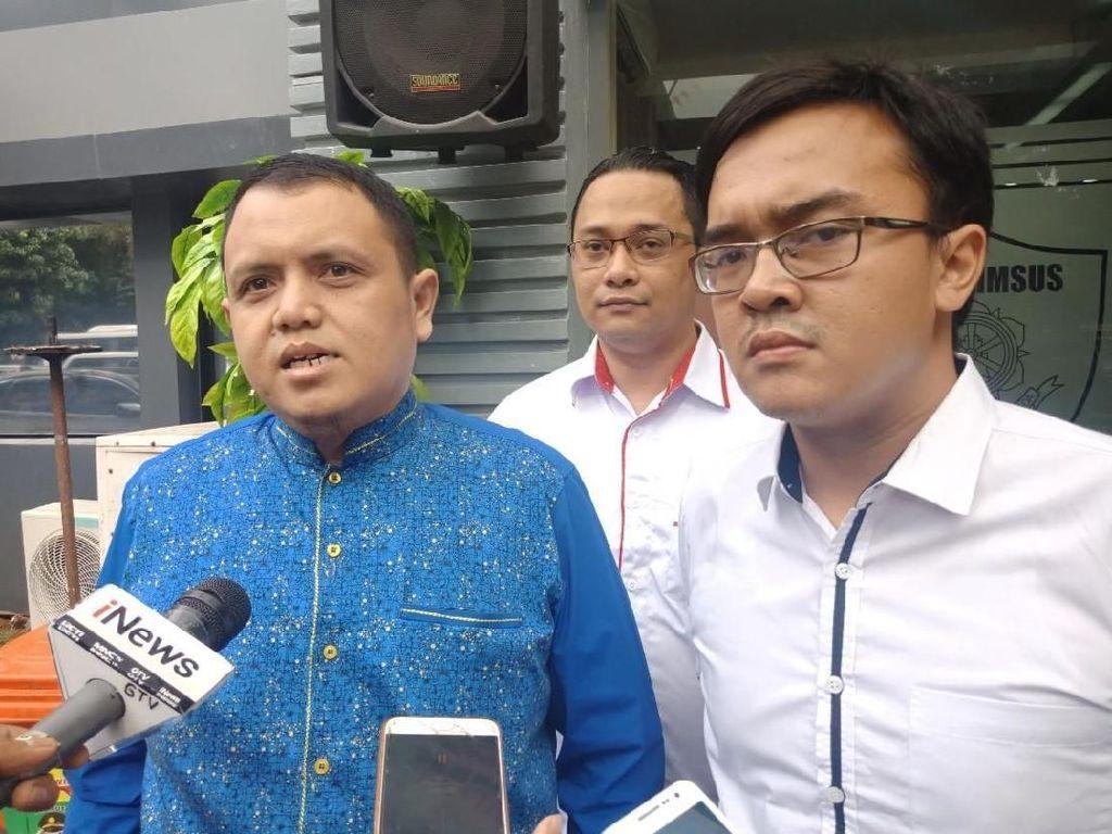 Pihak Danick Yakin Laporan Balik Habiburokhman Bakal Dimentahkan