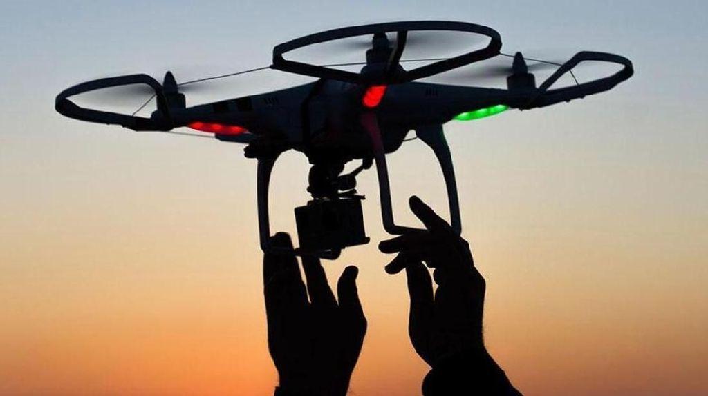 Pemerintah Kolombia Pakai Drone untuk Hancurkan Ladang Kokain
