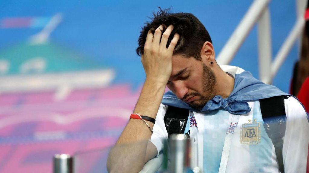 Tim Idola Kalah di Piala Dunia? Ini Saran Psikolog Agar Tak Berlarut-larut