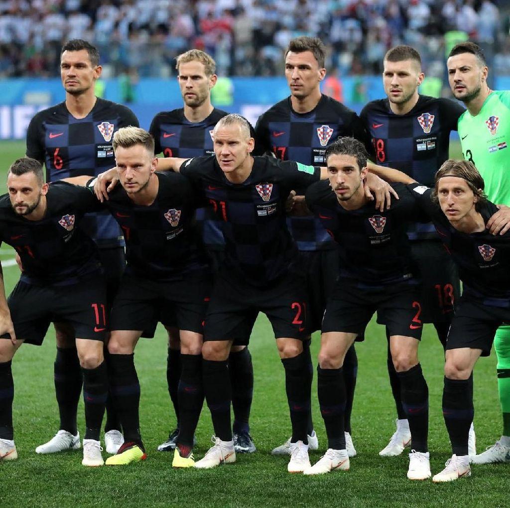 Lovren Yakin Kroasia Kini Bisa Lebih Baik dari Posisi Ketiga
