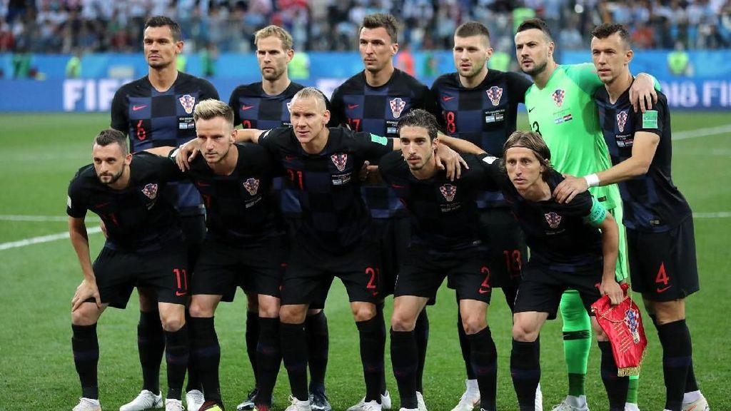 Lolos Grup, Kroasia Diminta Tetap Rendah Hati