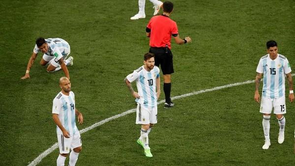 Argentina Memang Tak Meyakinkan Sejak Babak Kualifikasi