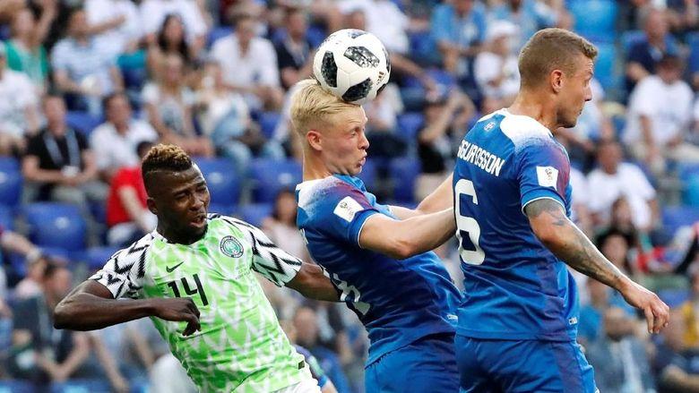 nigeria vs islandia masih 0 0 di babak pertama