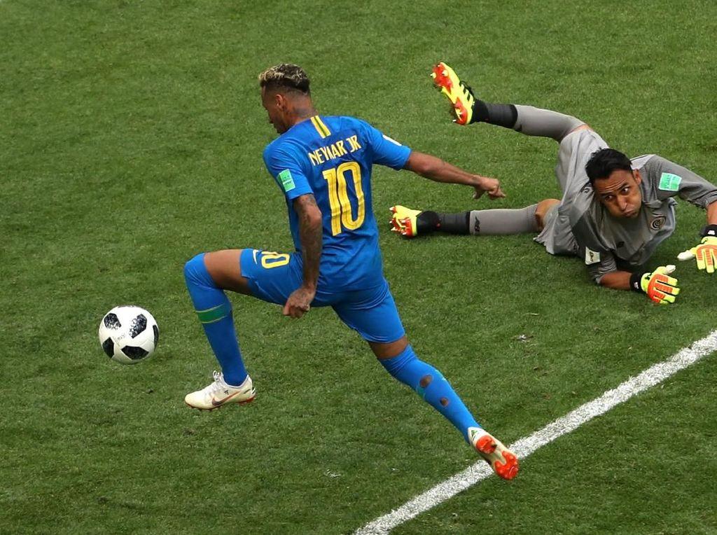 Video Highlights: Brasil Vs Kosta Rika 2-0