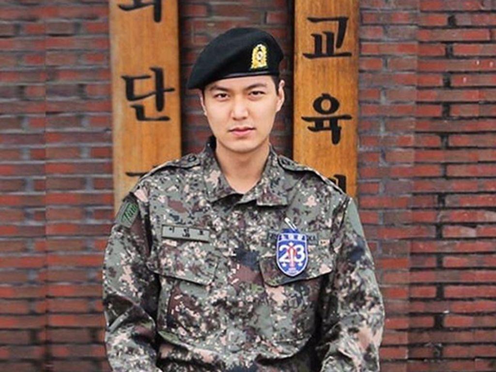 Wamenhan Singgung Korsel, Seperti Ini Wajib Militer yang Diikuti Artis K-Pop