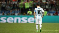 Messi Tampak Stres, Psikolog Sebut Ada Kemungkinan Serangan Mental