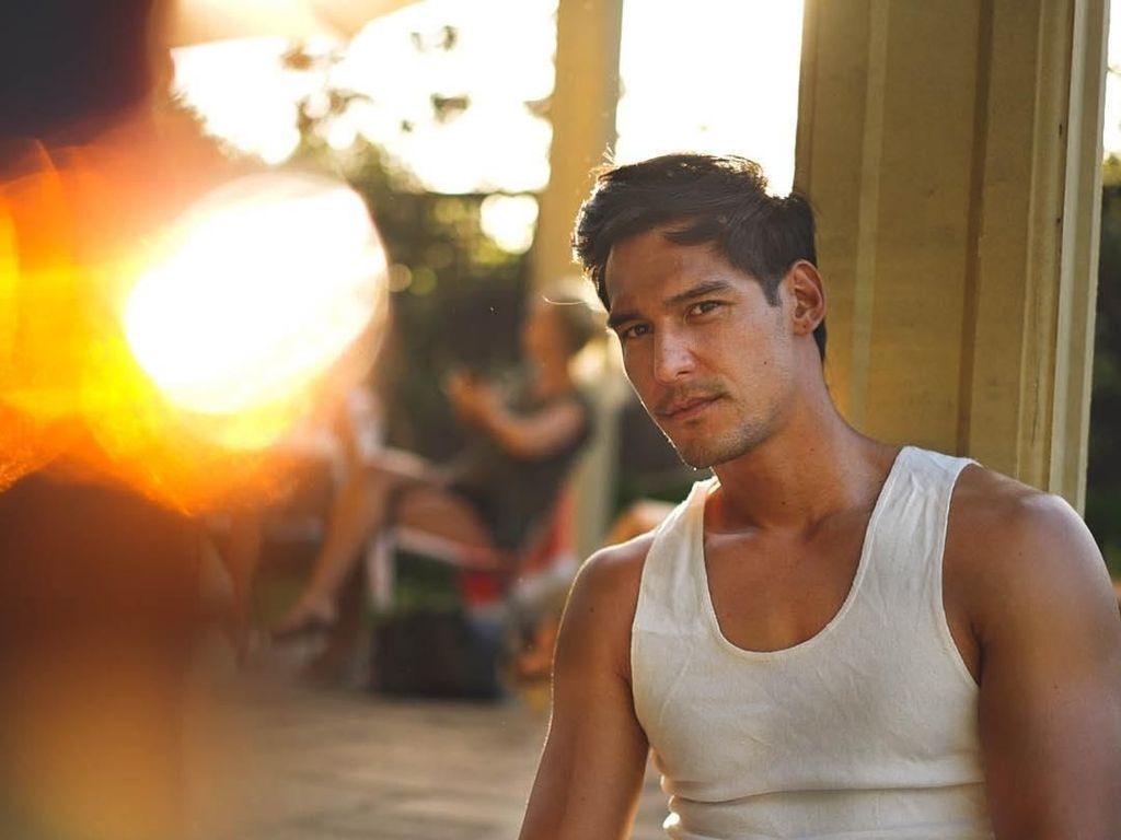 Richard Kyle, Model Sixpacks yang Terciduk Bareng Jessica Iskandar