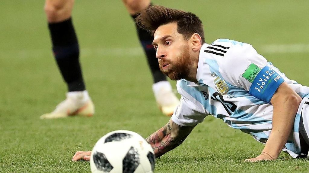 Messi Menghitung Hari untuk Pensiun (Lagi) dari Timnas Argentina?