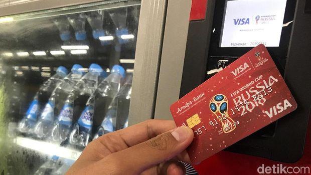 Ada Kartu Ini, Transaksi di Rusia Selama Piala Dunia Jadi Mudah!