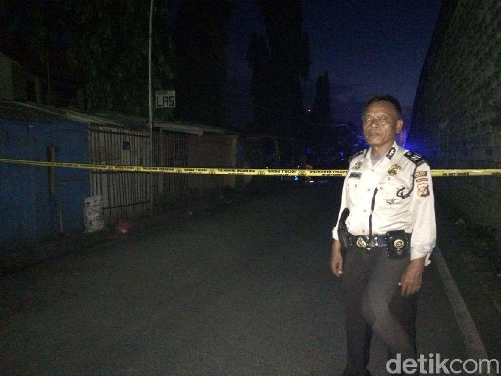 Terduga Teroris di Flyover Pamanukan Bawa Ransel Berisi Bom