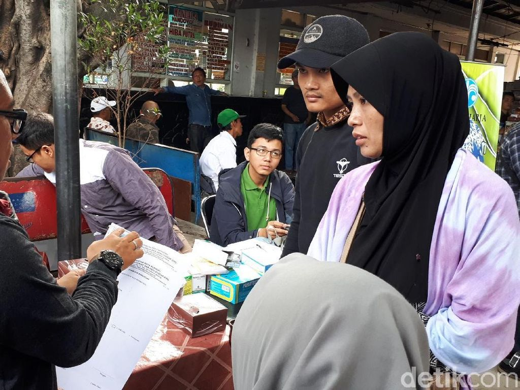 Pemkot Bandung Ancam Pulangkan Pendatang Tak Bawa KTP