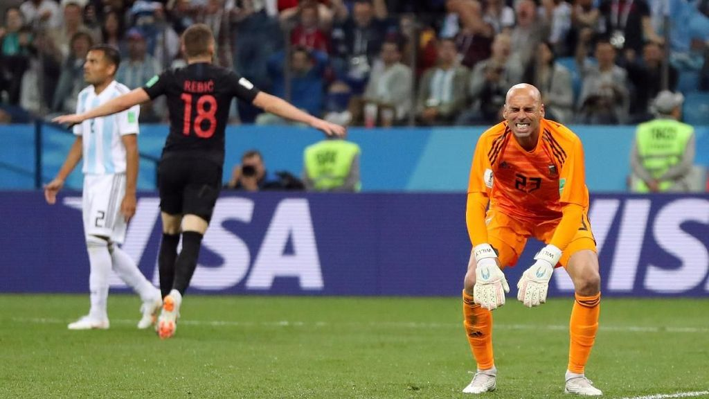 Pelatih Argentina Bela Caballero Soal Blundernya