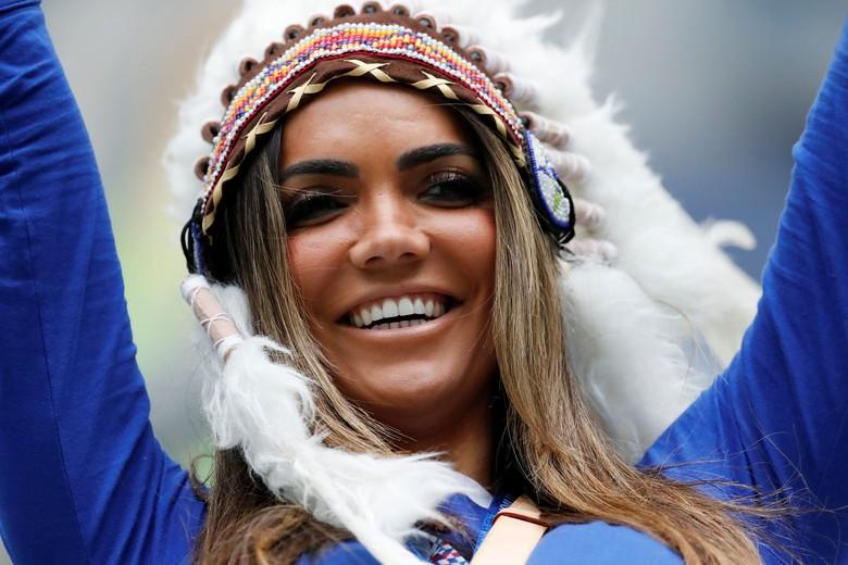 Wow, Suporter Brasil Sukses Bikin Hati Meleleh