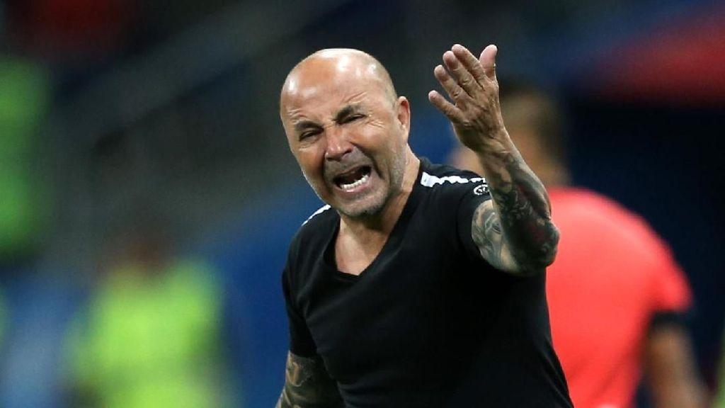 Video: Argentina Out! Apa Kata Pelatihnya?