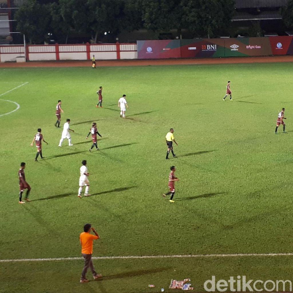 Jajal Timnas U-23 Korea, Persija Petik Pelajaran