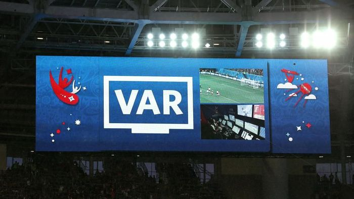 Piala Kemenpora 2019 memakai teknologi VAR (Getty Images)