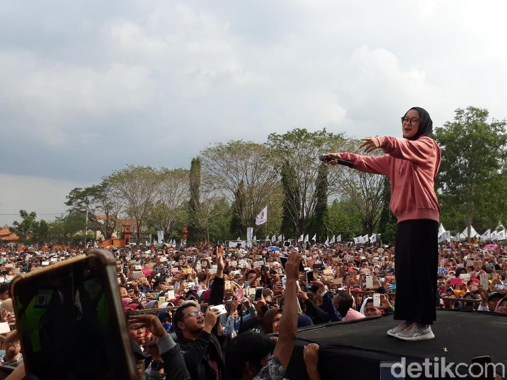 Gaet Pemilih Milenial, Kampanye Sudirman Said Undang Gambus Sabyan