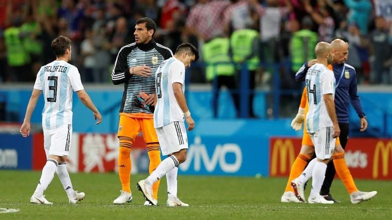 Banyak-banyak Berdoa Saja, Argentina