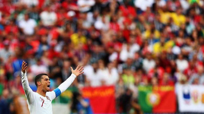 Cristiano Ronaldo. (Foto: Dean Mouhtaropoulos/Getty Images)