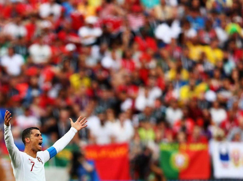 Performa Ronaldo Tak Bikin Fabregas Terkesan