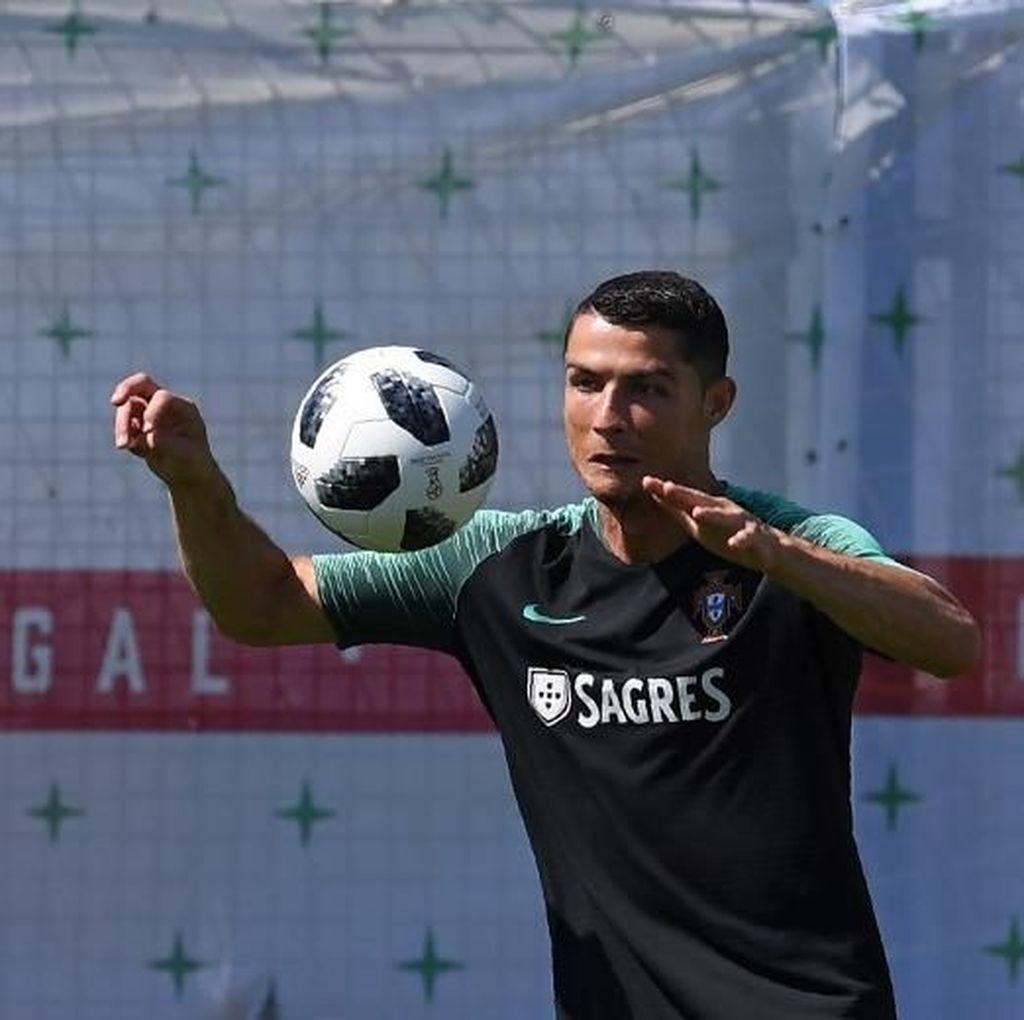 Real Madrid Setuju Lepas Cristiano Ronaldo ke Juventus