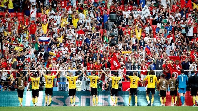 Belgia Belum Sempurna