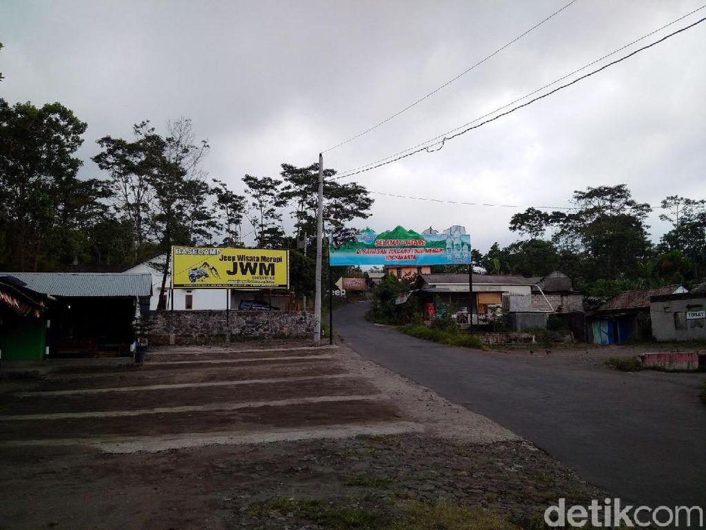 Jip Lava Tour Merapi Sementara Tak Operasi 3 Hari