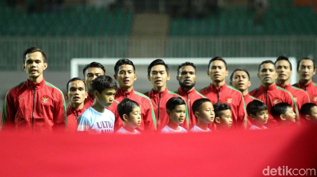 Latihan di Bali, Timnas U-23 Panggil 24 Pemain