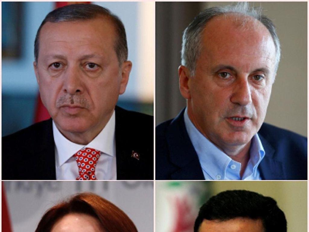 Pemungutan Suara Pilpres Turki Dimulai, Siapa Akan Unggul?