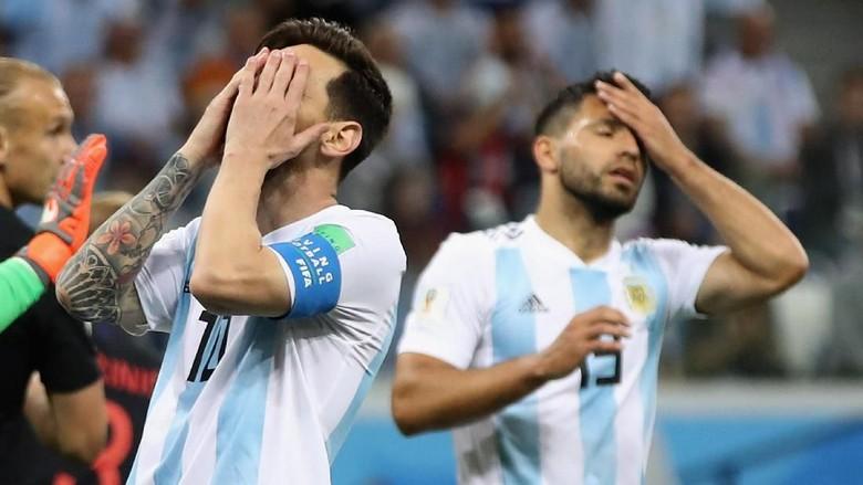 Kritik Pedas untuk Messi cs: Skuat Argentina Terburuk dalam Sejarah