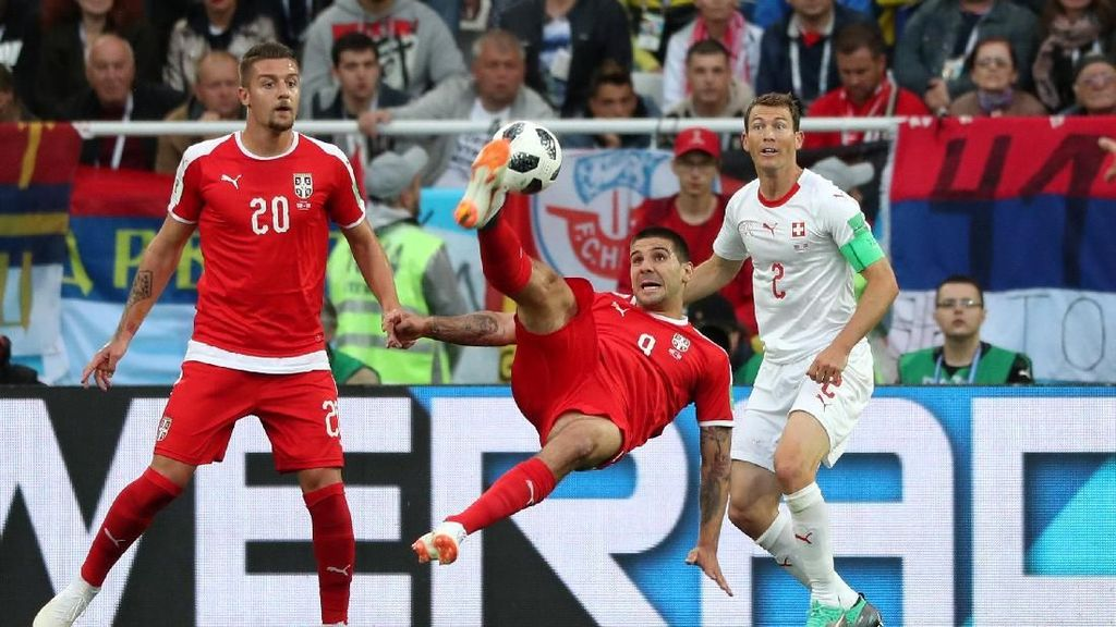Video Highlights Babak I Serbia Vs Swiss