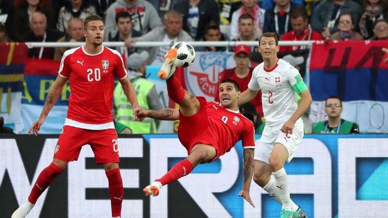 Serbia Merasa Dirampok di Laga Lawan Swiss, Tuding FIFA Bias terkait Wasit