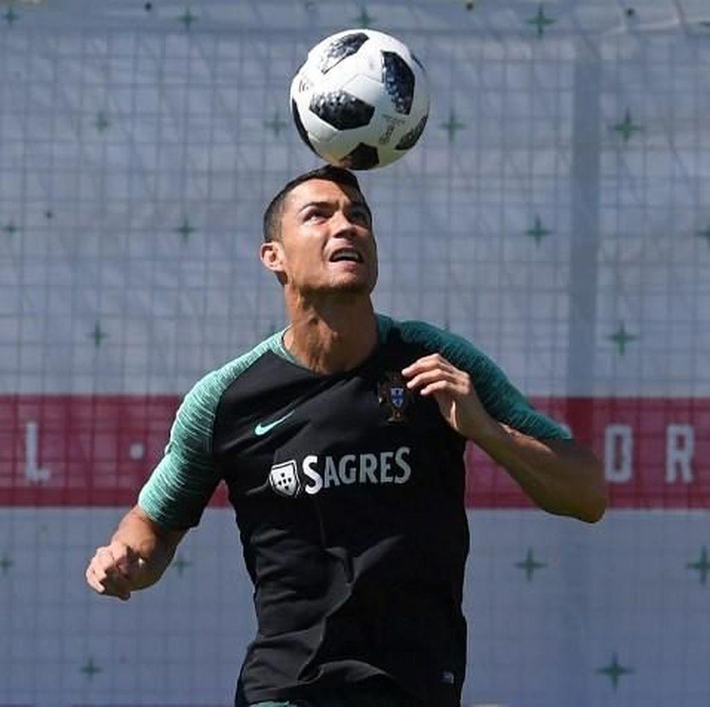 Karier Cristiano Ronaldo dalam Angka