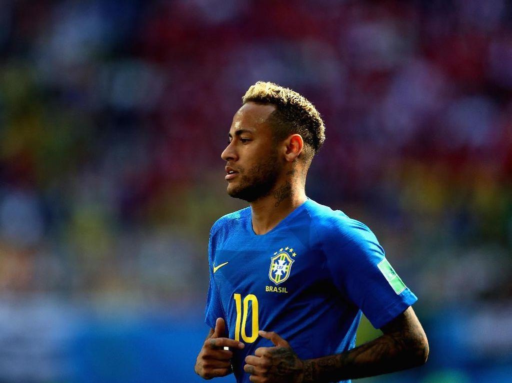 Brasil Dilarang Bergantung kepada Neymar