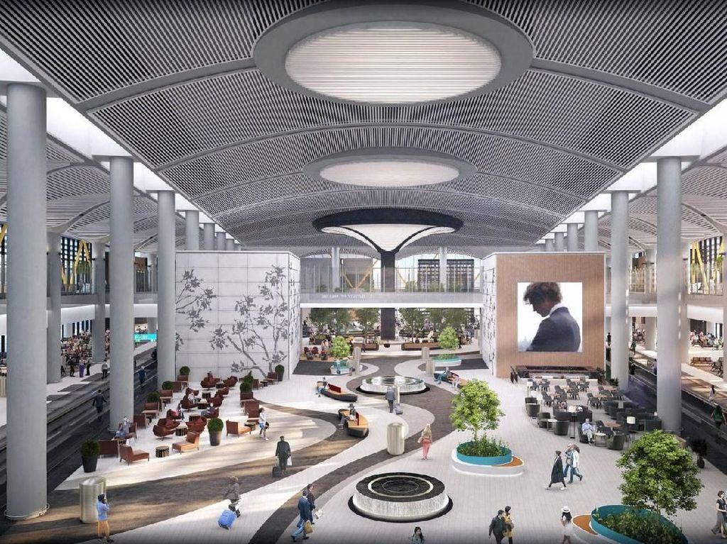 Mengintip Salah Satu Bandara Terbesar di Dunia di Turki