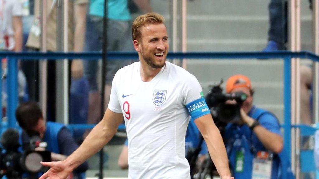 Harry Kane, Orang Inggris Ketiga Pembuat Hat-trick Piala Dunia