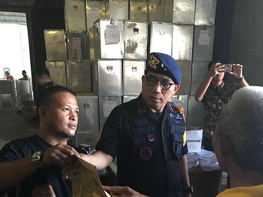 Pantau Persiapan Pilkada di Madura, Polisi: Kondusif dan Aman