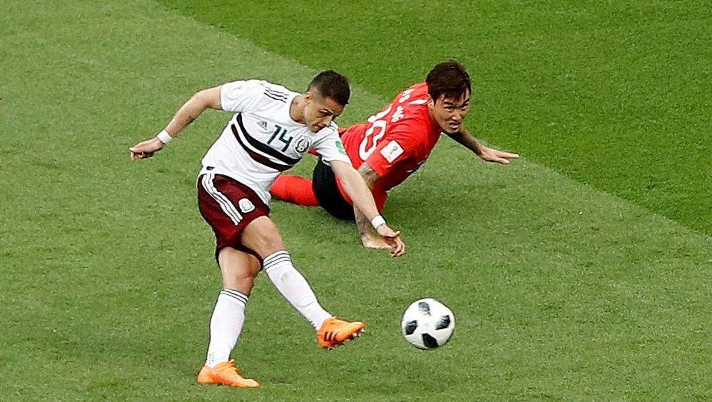 Video Highlights: Korea Selatan Vs Meksiko 1-2