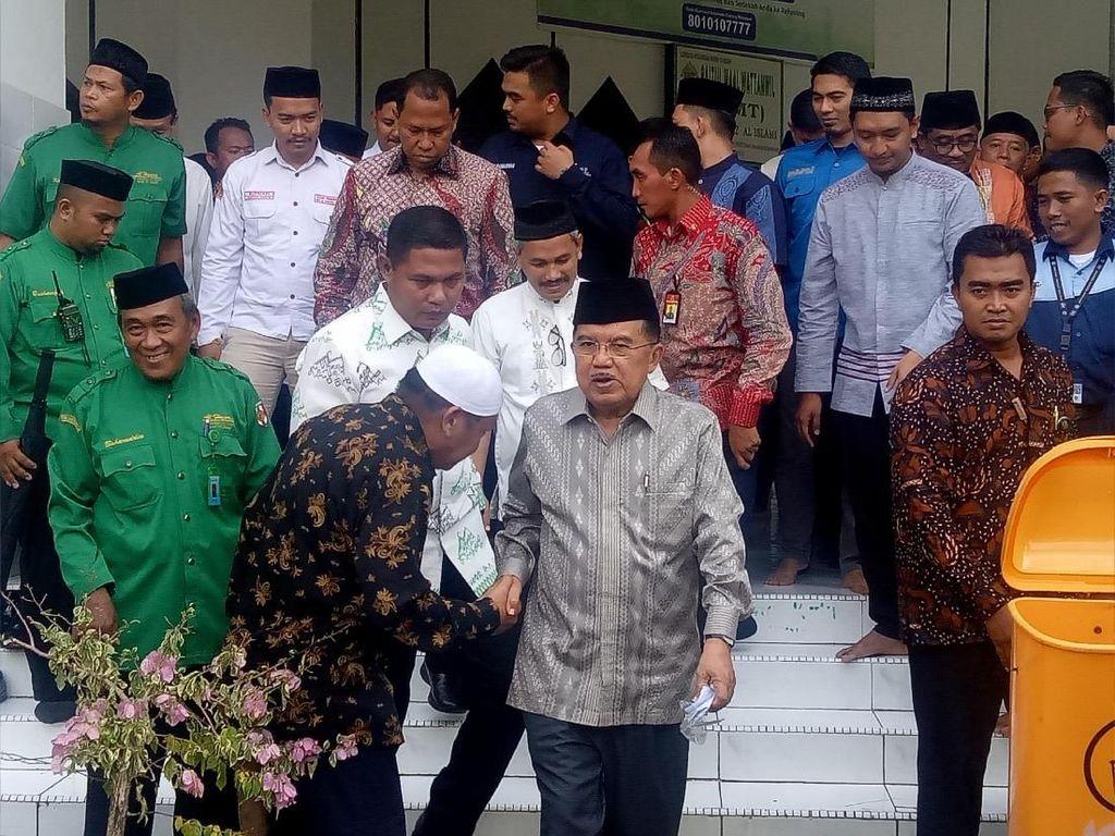 JK: Politik di Masjid Tidak Dilarang, yang Dilarang Kampanye