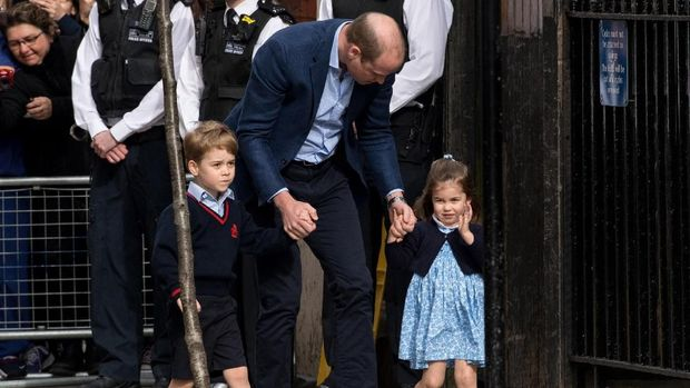 Harapan Pangeran William Tentang Ayah dan Anak-anaknya
