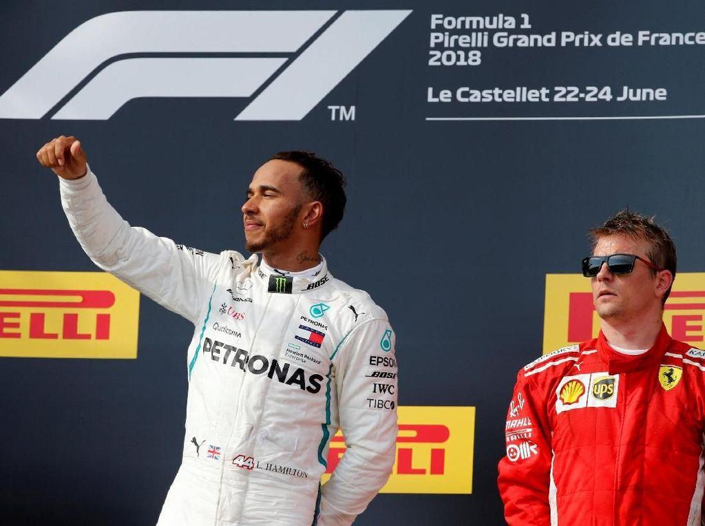 Lewis Hamilton Ungkap 2 Makanan yang Jadi Camilan Favoritnya
