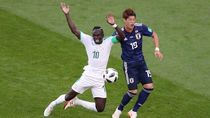 Video Highlights Babak I Jepang Vs Senegal
